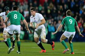 £89 for a category 2 ticket to see England vs. Ireland rugby at Twickenham Stadium on 5th September - see England play for the last time before the World Cup!