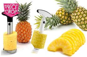 £3.99 instead of £19.99 (from Snap One Up) for a plastic pineapple corer and slicer, £4.99 for stainless steel - save up to 80%
