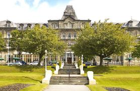£25 for afternoon tea for two including a glass of Prosecco each at The Palace Hotel, Buxton!