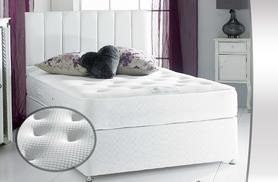 From £169 for a luxury 3000 pocket sprung cashmere or memory foam mattress - choose single, double or king size and save up to 79%