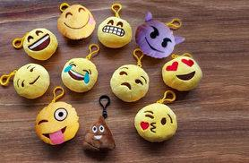 From £4 instead of £9.99 for an emoji keychain, or £5 instead of £19.98 for two, or £6 instead of £29.97 for three - save up to 60%