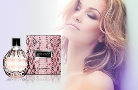 £32 instead of £68.01 for a 100ml bottle of Jimmy Choo Eau de Parfum from Wowcher Direct - save 53%