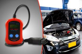 £14.99 instead of £68.99 (from eGlobal Shoppers) for a digital multi-purpose car diagnostic tool - save 78%