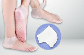 £3.99 instead of £9.99 (from Snap One Up) for a pair of silicone gel heel and ankle supports - heal your heels and save 60%