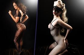 £5.99 instead of £29.99 (from Who Runs The World) for one body stocking, £8.99 for 2 - choose from six designs and save up to 80%