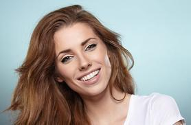 £99 for a Zoom teeth whitening treatment including a consultation, or £119 with a scale and polish at Actualize Clinics - save up to 72%