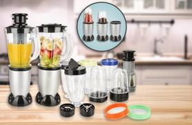 £19.99 instead of £69.99 (from Zenith) for a 21-piece multi-purpose blender set - save 71%