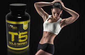 £7 instead of £32.99 for a one-month* supply of T5 gold series capsules, or £16 for a three-month* supply - save up to 79%