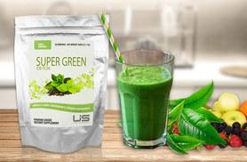£15 for a 30-day* supply of 'Super Green Detox', £25 for a 60-day* supply or £32 for a 90-day* supply - save up to 70% + DELIVERY IS INCLUDED!