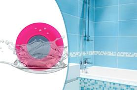 £7.99 instead of £21 (from Zoozio) for a Bluetooth shower speaker in a choice of four colours - shake it in the shower and save 62%