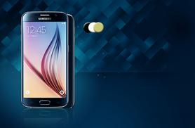£10 instead of £75 (from The Smartphone Company) for a Samsung Galaxy S6 when you sign up to a 24-month contract - save 87% + DELIVERY INCLUDED!
