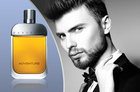 £17.99 instead of £46.01 for a 100ml bottle of Davidoff Adventure EDT - save 61%