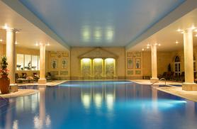 £69 (at Sketchley Grange Hotel & Spa) for an overnight stay for two including breakfast and spa access, £119 for two nights or £169 for three nights - save up to 65%