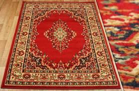 From £9.99 (from The Rug Shop) for a Keshan traditional rug - choose from five colours and save up to 75%!