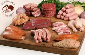 £29 instead of £50.30 for a 35-piece luxury meat hamper, £49 for a 60-piece from Roaming Roosters, Burnley - save up to 42%