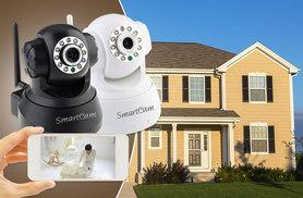 £34.99 instead of £99 for a wireless SmartCam IP motion detection camera - save 65%