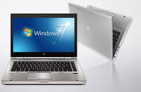 "£199 for a refurbished 14"" HP EliteBook 8460P laptop with built-in webcam - DELIVERY INCLUDED!"