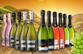 £49 instead of £129.50 (from San Jamón) for a case of 12 bottles of Prosecco, Cuveé and Cava - save a sparkling 62%