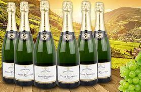 £99 instead of £159 (from Premium Rioja) for a case of six bottles of Veuve Pelletier Brut Champagne - save 38%