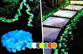 £6.99 (from Planet of Accessories) for 100 glow-in-the-dark pebbles, £12 for 200 or £14 for 300 - choose from seven colours and save up to 77%