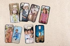 £7 instead of up to £13.99 (from Snapfish by HP) for a iPhone or Samsung personalised phone case - save up to 42%