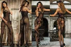 £9.99 instead of £24.99 (from Risqué Intentions) for a lace body stocking - choose from four designs and save 60%