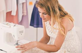 £14 instead of £149 (from e-Careers) for an online ladies sewing course  - save 91%