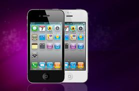 £85 (from EMS Tech) for an unlocked grade B refurbished iPhone 4 16GB - choose black or white and save 39%
