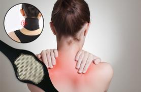 £5.99 instead of £14.99 (from Pretty Essential) for a 'self-heating' neck pad - ease your aches and pains and save 60%