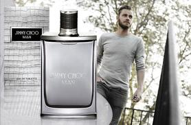 £32 instead of £78.01 for a 100ml bottle of Jimmy Choo Man eau de toilette from Wowcher Direct - save 59%