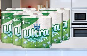 £8.99 instead of £20.41 for 24 Little Duck 'Ultra' all-purpose kitchen towels made with virgin pulp - save 56%