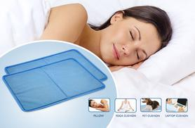£5.99 instead of £12 (from Shop Monk) for a cooling gel pillow - save 50%