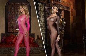 £12.99 instead of £29.99 (from Who Runs The World) for a seductive Dream Girls body stocking - choose from five designs and save up to 57%