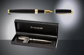 From £19 (from Earnshaw) for a choice of Earnshaw ball, roller or fountain pens with a gift case - choose from five designs and save up to 82%
