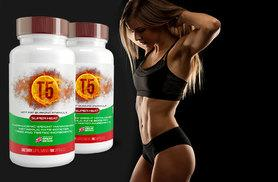 £17 instead of £55.99 (from Nutriodol) for a three-month* supply of T5 Super Heat Extreme 'Fat Burner' - save 70%