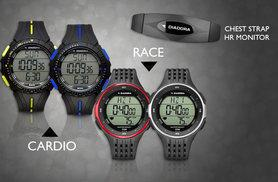 £34 for a Diadora sports watch - choose from two designs!