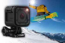 £220 instead of £419.01 for a GoPro HERO4 Session action camcorder from Wowcher Direct - save 47%