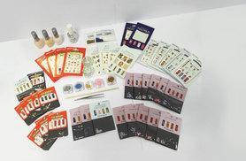 £16 instead of £198 (from Vivre International) for a 61-piece Mega nail art kit plus a presentation bag - save 92%