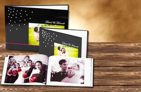 £9.99 instead of £29.99 (from askprint.co.uk) for a 28-page A5 crystal photo book, £13.99 for an A4 book - save up to 67%