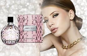 £32 instead of £66.01 for a 100ml bottle of Jimmy Choo eau de toilette from Wowcher Direct - save 52%