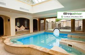 From £199 (at Charlton House, Somerset) for a 4* spa break for two including a 40-minute treatment each, two-course dinner, bottle of wine and breakfast