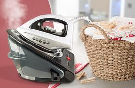 £34.99 instead of £96 for a 2200W Legend steam generator iron - save 64%