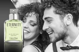 £17 instead of £44.51 (from Wowcher Direct) for a 50ml bottle of Calvin Klein Eternity for Men eau de toilette - save 62%