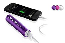 £9 instead of £39.95 for a Veho Pebble Smartstick portable battery charger from Wowcher Direct - save 77%