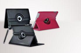 £4.99 instead of £19.99 (from Evainiy) for a 360° rotating case and bundle for iPad 2, 3, 4, iPad Mini or Google Nexus 7 - save 75%