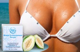 £8 instead of £30 (from Real Protein) for a 10ml bottle of 'breast enhancement' serum - save 73%