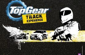 £145 for a BBC Top Gear 'Hot Lap with The Stig' and off-roading experience with Top Gear Track Experience, Guildford!