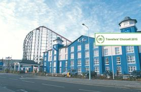 From £99 (at Big Blue Hotel) for a 2nt stay for 2 inc. Blackpool Zoo, Madame Tussauds™ or SEA LIFE tkts, from £129 for a family of 4 - save up to 59%