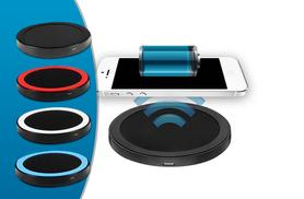 From £9.99 instead of £23.49 (from ClickWrap) for a Qi wireless charging pad - lead the charge and save up to 57%