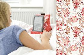 £9 instead of £19 for an e-reader cushion or £12 for a tablet cushion from Wowcher Direct - save up to 53%